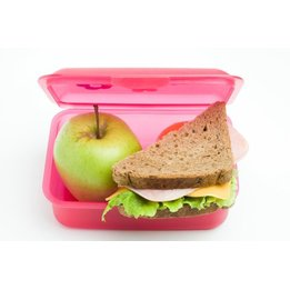 Lunch Boxes & Food Trays