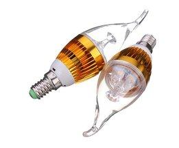 LED Candle Lamp E14 (3W)