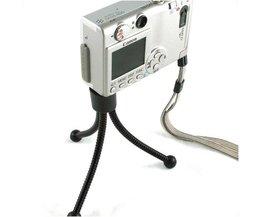 Universal Flexible Tripod For Cameras