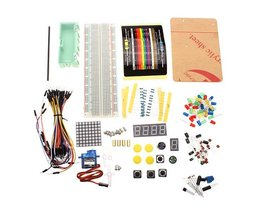 Starter Kit For Arduino Uno