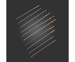 Sewing Needles Set 10 Pcs
