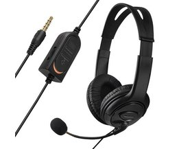 Headset With Microphone For Sony PS4