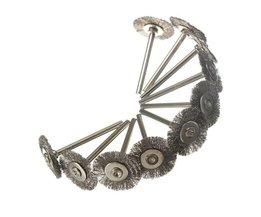 Steel Wheel For Grinding Brush Motor