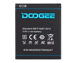 Phone Battery For Doogee Iron Bone
