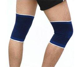 Kniebandage Blue