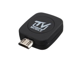 Micro Mini USB DVB-T TV Tuner For Android Phone / Tablet