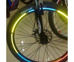 Reflective Bike Stickers