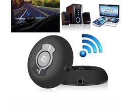 Mini Disc Wireless Bluetooth Speaker