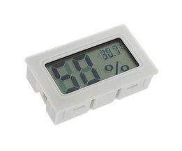 Digital Thermo Hygrometer Indoor