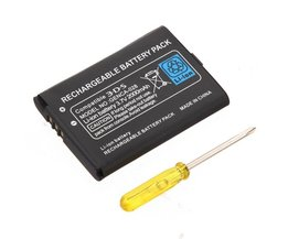 Rechargeable Battery For Nintendo 3DS