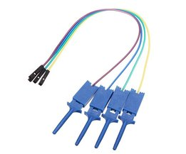 Test Clip For Logic Analyzer 4 Pieces
