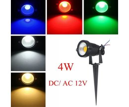 12V LED Spotlight Outdoor