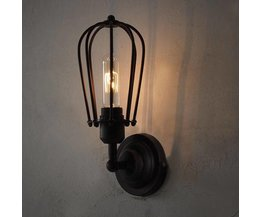 Vintage Wall Lamp For Filament Lamps