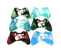 Silicone Protective Case For Xbox 360 Controllers