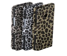 Protective Case For HTC One M7 With Leopard Print