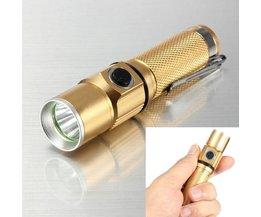 Mini LED Flashlight 3 Modes