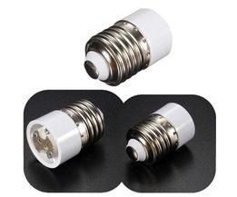 E27 Socket To Socket Converter For MR16 LED Lamps