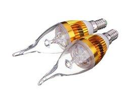 LED Candle Lamp E14 (4.5W)