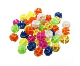 Spoke Beads In Bright Kleurtjes