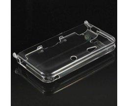 Transparent Case For Nintendo 3DS LL XL
