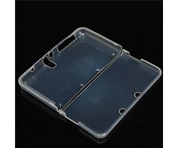 Clear Soft TPU Case For Nintendo 3DS