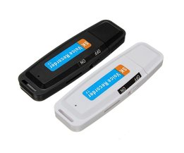 USB Mini Voice Recorder 32G