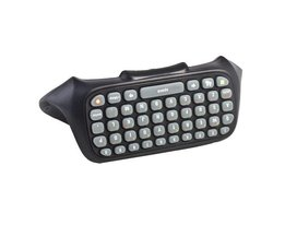 Black Keyboard For Xbox 360 Controller