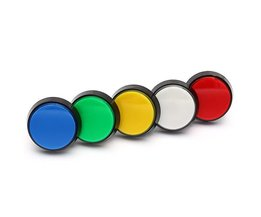 Arcade Button In 5 Colors
