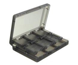 Storage Box For Nintendo Games