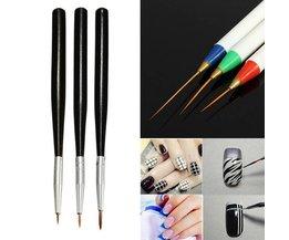 Brushes For Nail Art