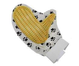 Cat Massage Glove