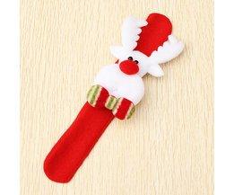 Slap Bracelet Christmas