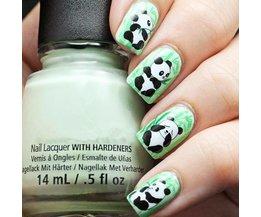 Nail Deco Panda