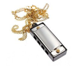 Mini Pitched Eight Harmonica