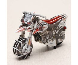 Racing Bike Kit With Wind-Engine