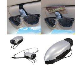 Sunglasses Holder In Car
