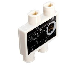 4 Tones Plastic Tuner For Violin