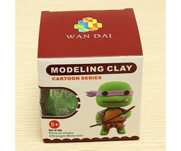 3D Modeling Clay For Children