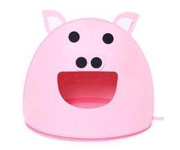 Cat Or Dog Basket Basket Pig