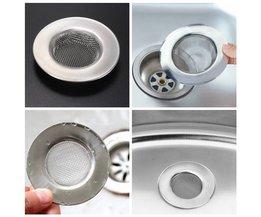 Metal Sink Strainer