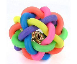 Rubber Ball With Belletje