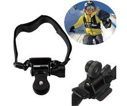Helmet Mount For GoPro