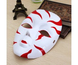 Venetian Mask With Stripes