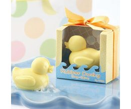 Scented Organic Duck-Shaped Bath Soap