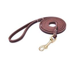 Leather Dog Leash