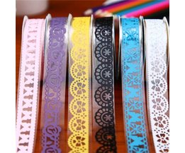 Decorate Paper Tape 5 Pieces
