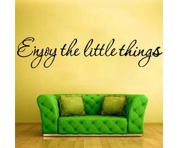 Wall Sticker With Text Homely
