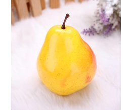 Fake Fruit Pears 1 Piece
