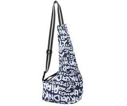 Bag For Dog One Shoulder Bag