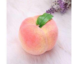 Ornamental Fruit: Peaches Art
